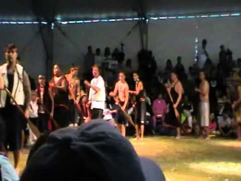 Makah Grand Entry 2010 part 2
