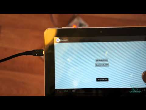 Data transfer between Android and Arduino via Bluetooth | Solderer TV