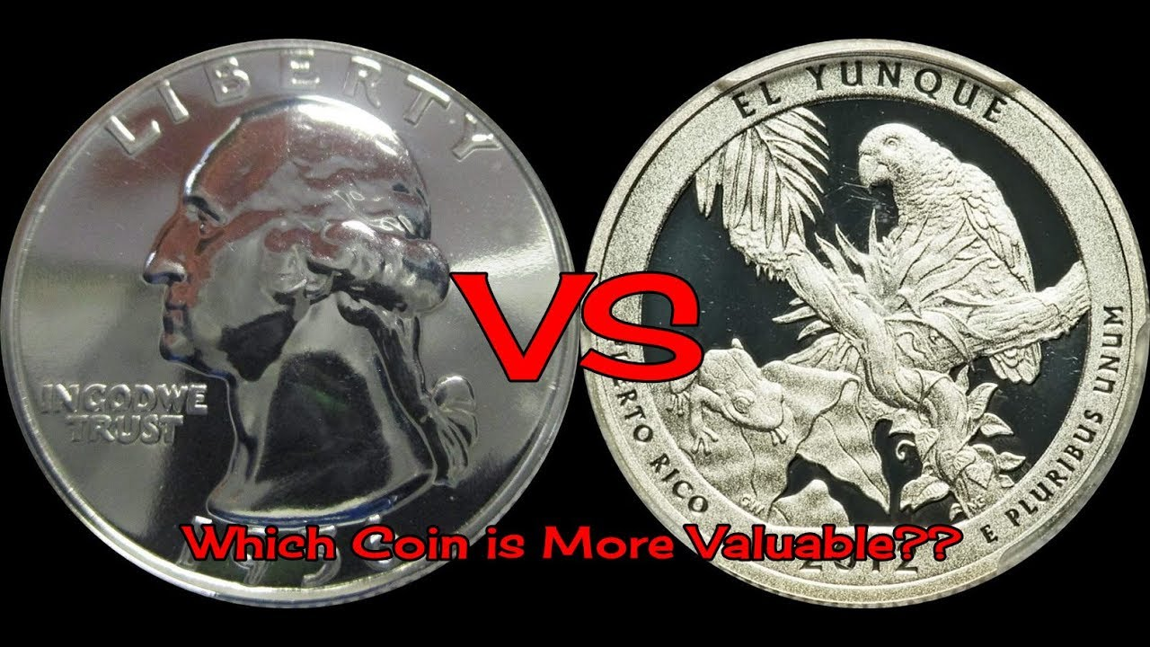 What Are Us Proof Coins Worth How Does Cameo Contrast