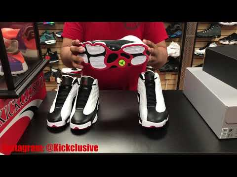 a627971ef3b EARLY FIRST LOOK NIKE AIR JORDAN 13S HE GOT GAME 2018 IN HAND AND ON FOOT  REVIEW - YouTube