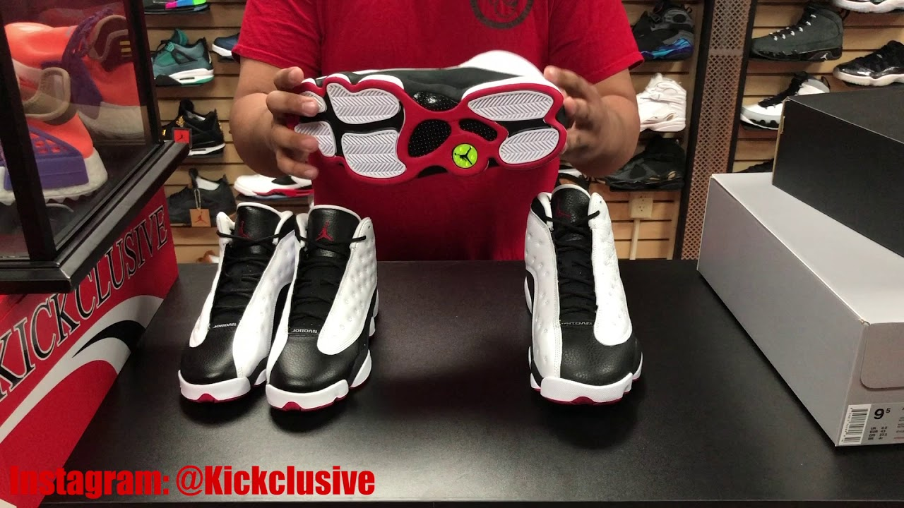 best cheap 11c19 81ea6 EARLY FIRST LOOK NIKE AIR JORDAN 13S HE GOT GAME 2018 IN HAND AND ON FOOT  REVIEW