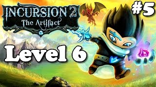 Incursion 2: The Artifact Level 6 Trap Tower Defense Grátis #5