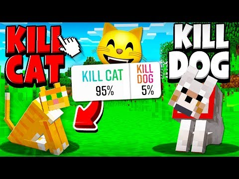 FANS CONTROL MY MINECRAFT WORLD.. (GONE WRONG) thumbnail