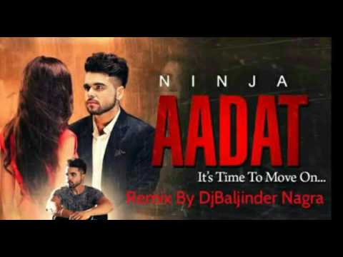 Aadat Song  || Ninja || ( short song )