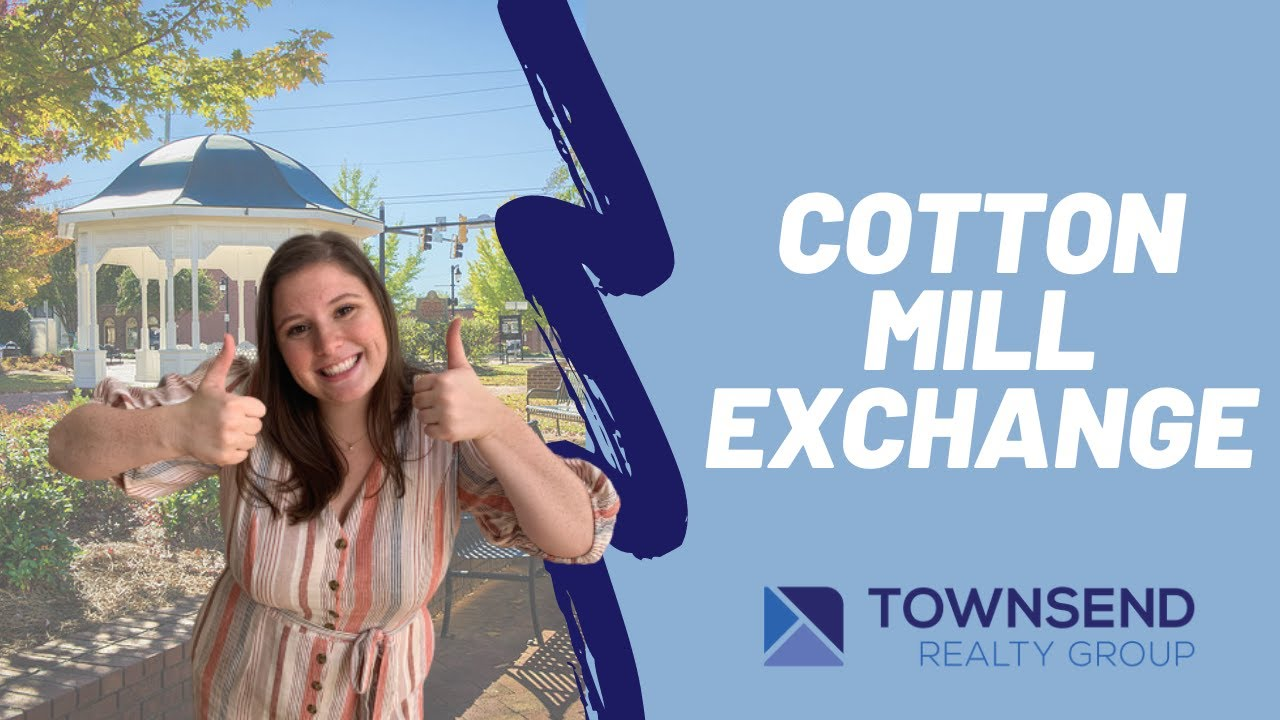 Cotton Mill Exchange in Canton, Ga