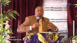 Docteur Daniel Kapepula: Le géant de Dieu et les oints des derniers jours