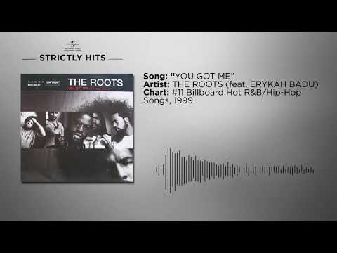 The Roots - You Got Me (feat. Erykah Badu) (Strictly Hits)