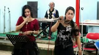 KENANGAN !!! HALMAHERA - Satu Dalam Nada Cinta (Vina Panduwinata) Voc. Desta ft Desi