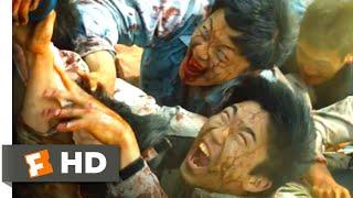 Train to Busan (2016) - Undead Cargo Scene (8/9) | Movieclips