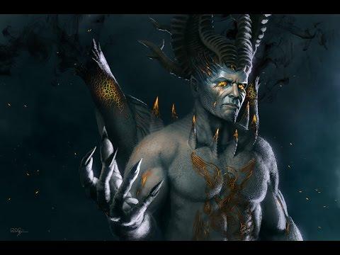 Truyền Thuyết 7 Hoàng Tử của Địa Ngục - Những Ác Quỷ Mạnh Nhất trong Tôn  Giáo Phương Tây