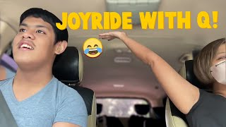 Joyride | CANDY & QUENTIN | OUR SPECIAL LOVE