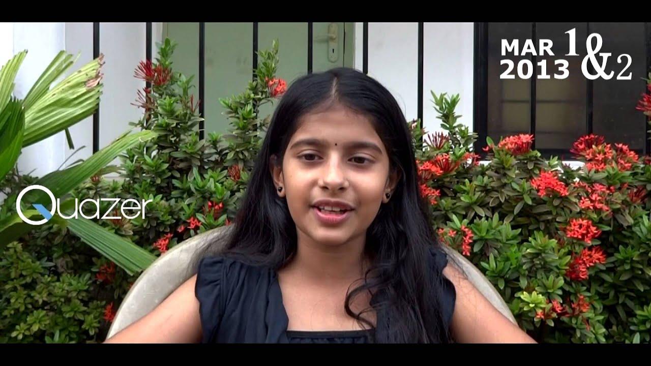 Nayanthara Childhood