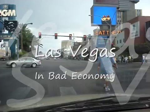 Las Vegas in Bad Economy