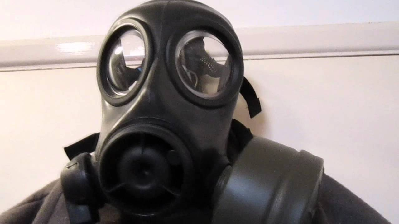 British Ct12 Respirator Youtube