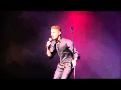harrison-craig-sings-'it-had-better-be-tonight'-at-the-voice-kids-tour,-newcastle