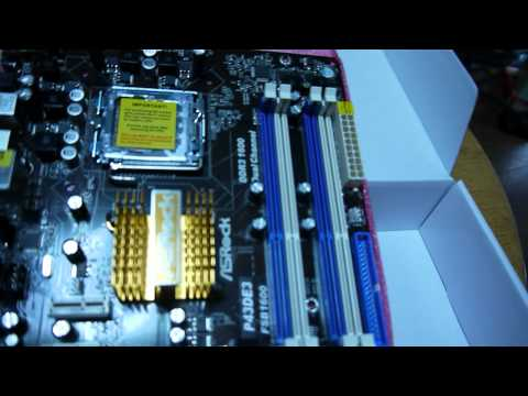ASROCK P43DE3 DRIVERS WINDOWS XP