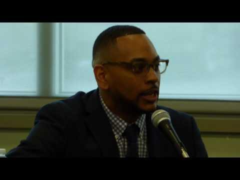 Radford Homes LLC at a Entrepreneur Event