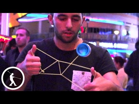 Yoyo Champion Paul Kerbel in Vegas ft. Insight by Haywyre