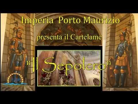 Imperia - Oratorio di Santa Caterina - Cartelame