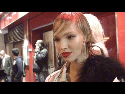 Fashion Week Paris   SASHA LUSS  N2