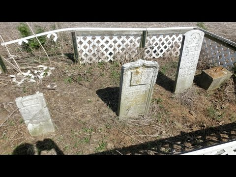 Forgotten graves from 1840s/1860s of some important people, Greenville Illinois
