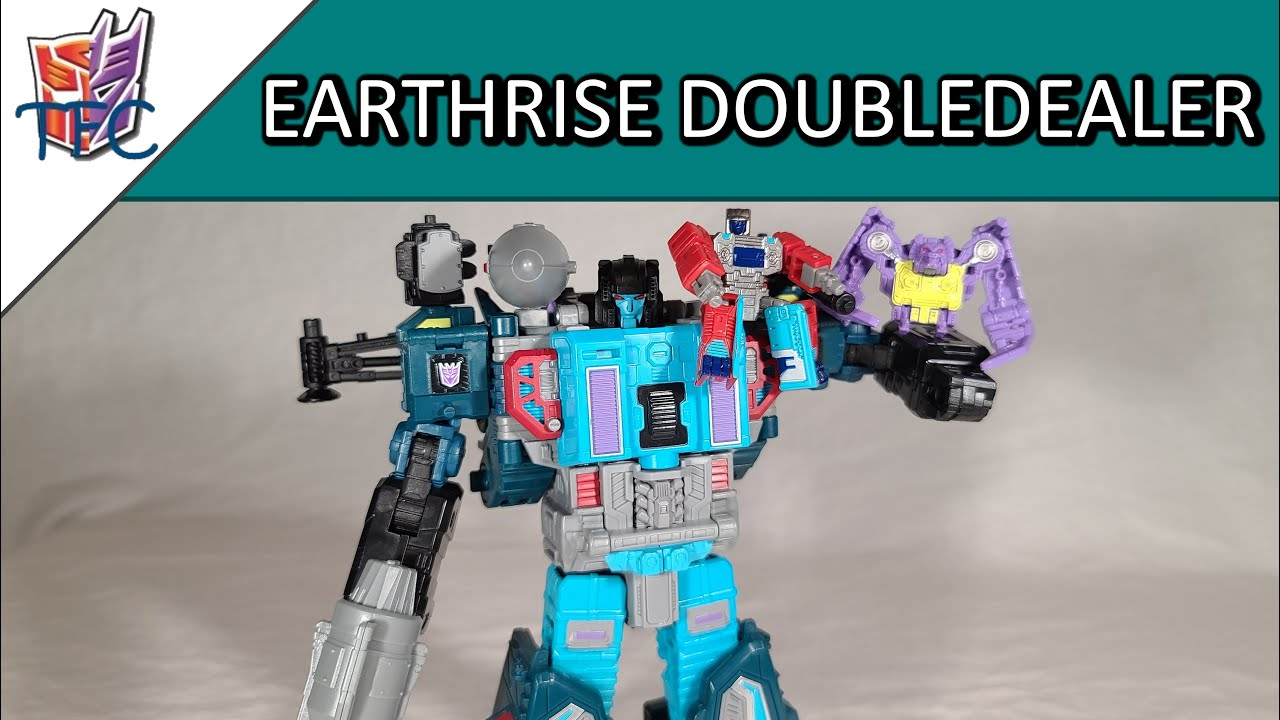TF Collector Earthrise Doubledealer Review!