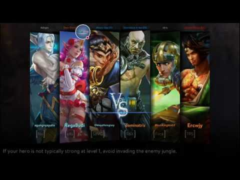 Vainglory Indonesia Live Streaming - Ep: 40 Woi Chat Error jangan nyalahin gua :(