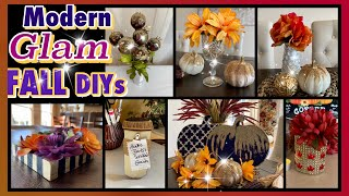Glam Fall DIYs! | Dollar Tree Decor