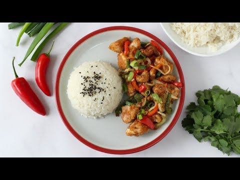 AD | Actifry Salt And Pepper Chicken
