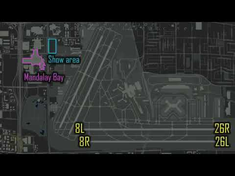 Las Vegas Air Traffic Control Confirms ACTIVE SHOOTERS ON THE RUNWAY (MULTIPLE SHOOTERS)