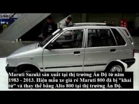 Xe hơi rẻ nhất Trung Quốc, giá chỉ 54 triệu đồng