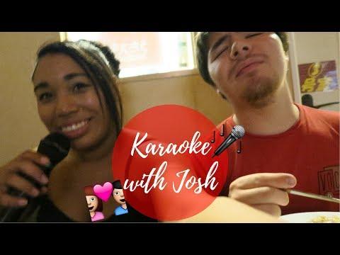 Karaoke with Josh 2015