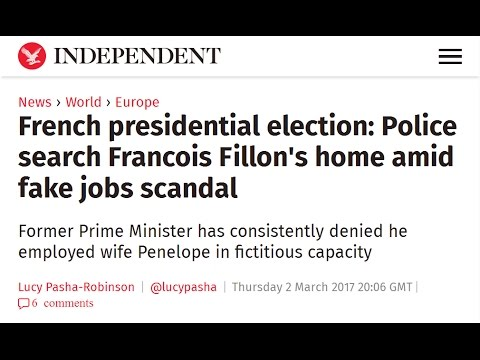 The French Deep State versus Fillon and Le Pen