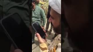 فيديو يكشف العلاقة السرية بين الحشد الشيعي وعبد الحميد دشتي