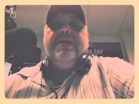 Saludos desde Radio Luz en Irving, TX