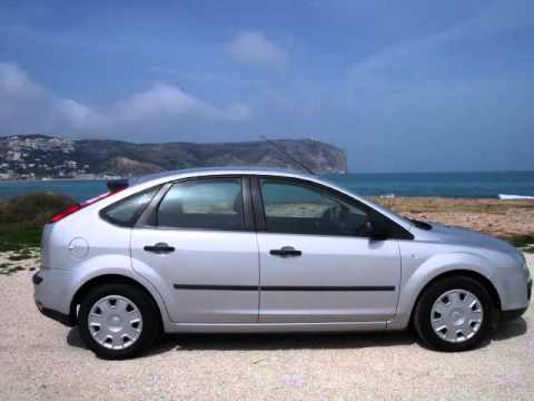 2006 Ford Focus 1 6 Trend Automatic Spanish Reg Car For