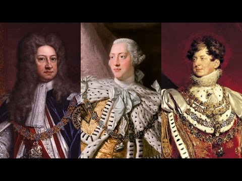Kings & Queens of England 7/8: Hanoverians Hate Each Other