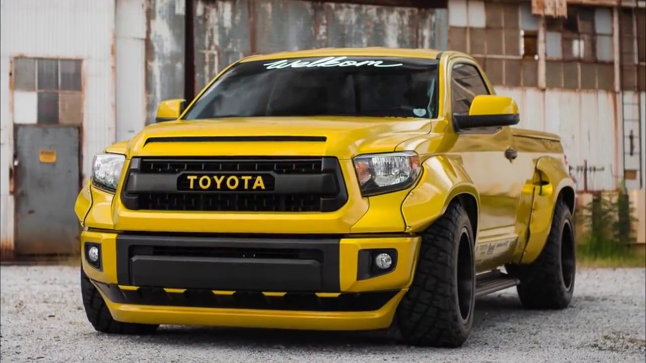 Don Wood Toyota >> Toyota Tundra TRD PRO Widebody review/ABC CAR.1 - YouTube