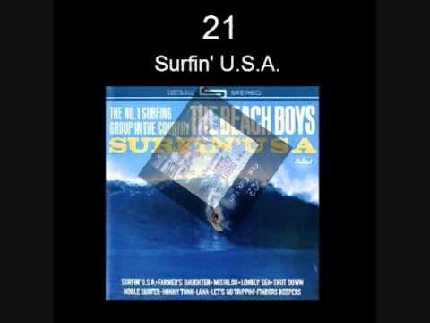 My Top 50 Favorite Beach Boys Songs