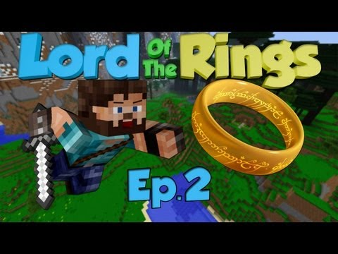 Minecraft Lord of the Rings: Ep.2 - Mirky Mirk of Wood