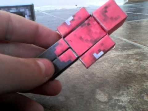 My Pixel Papercraft Stuff Youtube