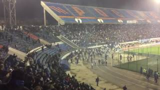 Беспорядки на матче Факел - Динамо / Dynamo against Fakel