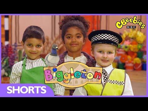 CBeebies | NEW SERIES! | Biggleton