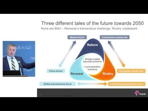 Statoil 2017 Energy Perspectives
