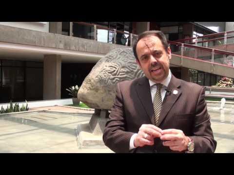 Ministro Mora sobre Estudio de Políticas en Innovación de la OCDE