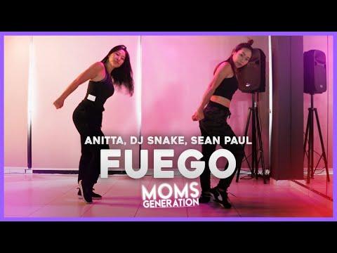 Fuego - DJ Snake, Sean Paul, Anitta ft. Tainy (Coreografia) | Mom's Generation Dance Video