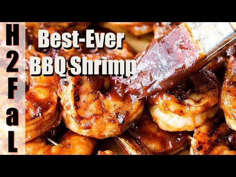 Grilling | BEST-EVER BBQ SHRIMP | How To Feed A Loon