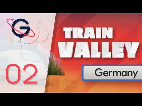 Train Valley DLC Germany FR #2 : Ça Bombarde !