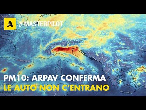 INQUINAMENTO, l'ARPA veneto conferma: PM10 cresciuto nel periodo Coronavirus. BASTA demonizzazioni