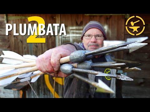 Plumbata 2 - Bigger, Better and thrown every way!